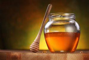 Помощь пчелиного меда
