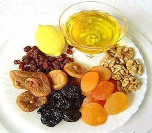 Рецепт приготовления витаминной пасты