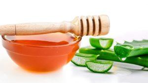 Рецепт с алоэ и орехами для иммунитета