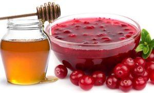 Рецепт я ягодами и медом для иммунитета