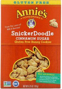 Печенья-зайчики без глютена
