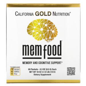 Mem Food от California Gold Nutrition
