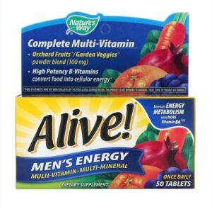 Iherb витамины для мужчин
