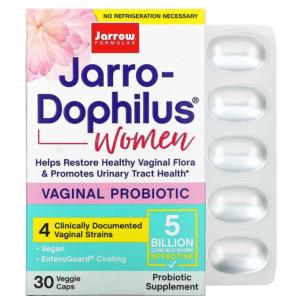 вагинальные пробиотики Jarro-Dophilus